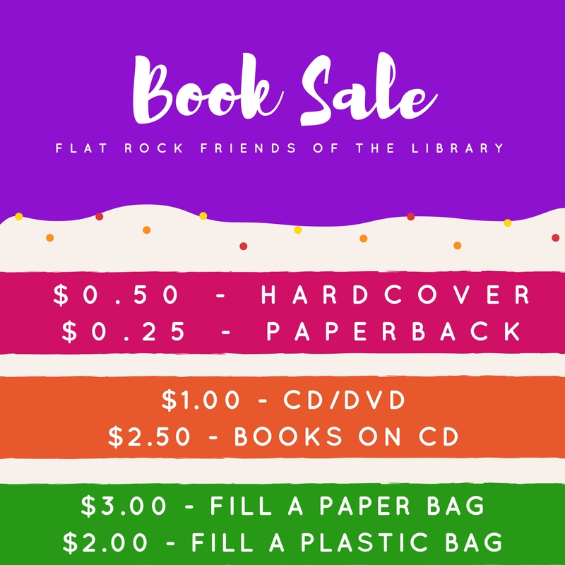Ongoing Book Sale