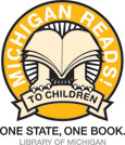 Michigan Reads logo